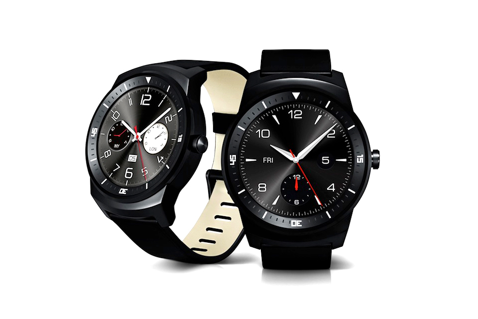 Image of LG Officially Unveils Circular G Watch R