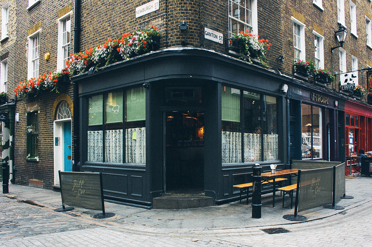 Image of London's Pitt Cue Co. Talks Smoked Meat and Whiskey