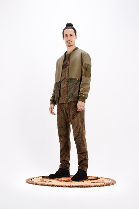 "Image of maharishi 2014 Fall/Winter ""Skeuomimicry R.I.P."" Delivery 1 Lookbook"