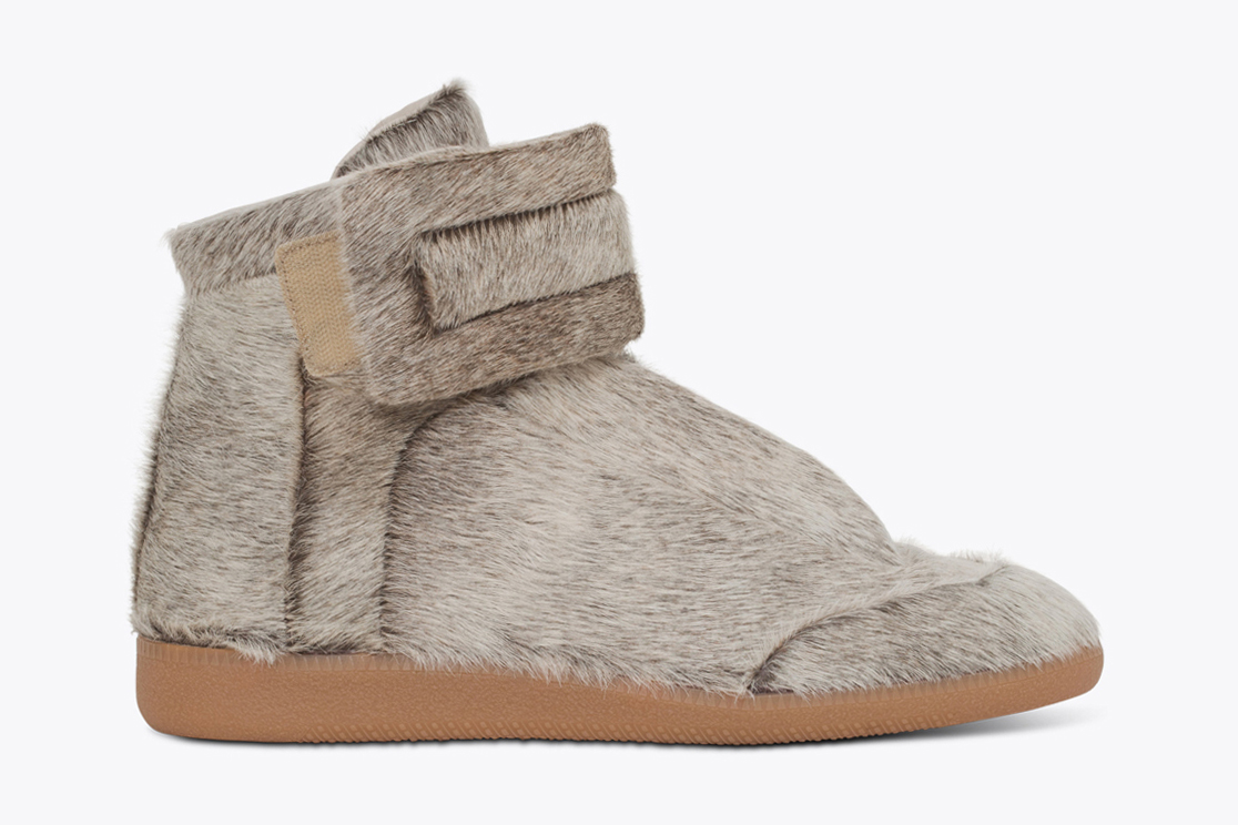 Image of Maison Martin Margiela Releases Kanye West's Yeezus Tour Sneaker