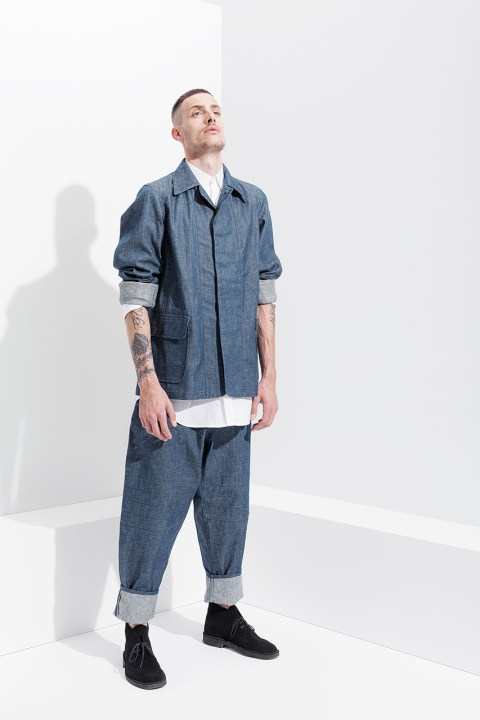 "Image of MariusPetrus 2015 Spring/Summer ""IUGIS"" Lookbook"