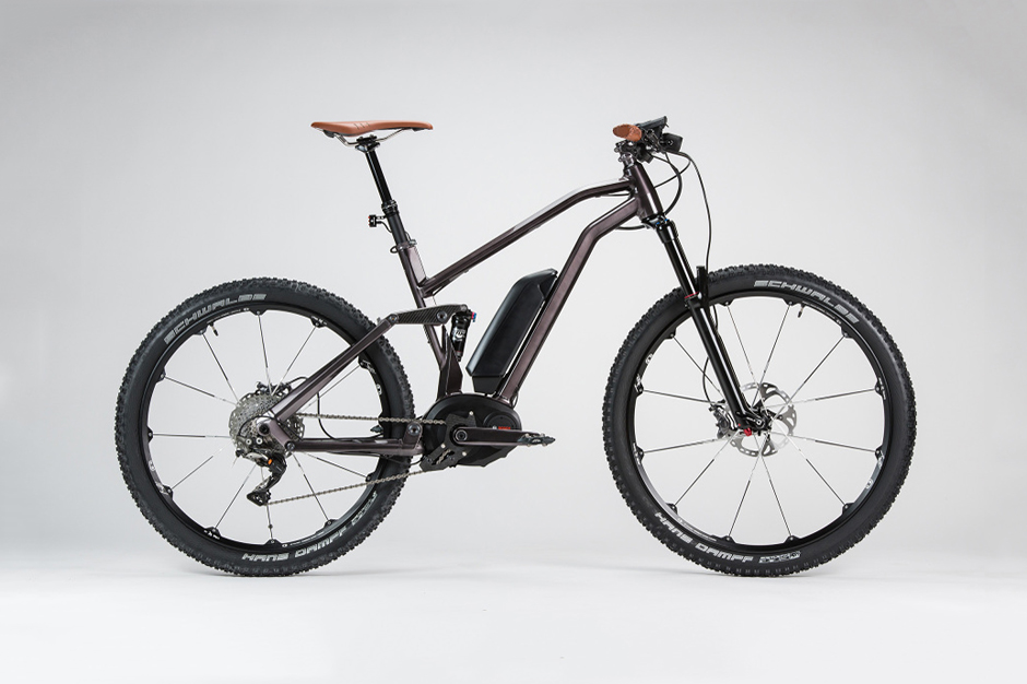 Image of Philippe Starck and Moustache Present M.A.S.S. Electric Bikes