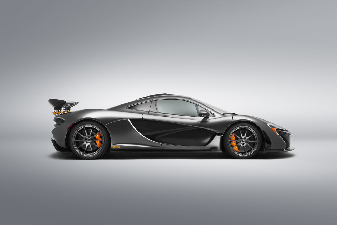 Image of McLaren Unveils Special Operations Editions of the P1 & 650S Spider