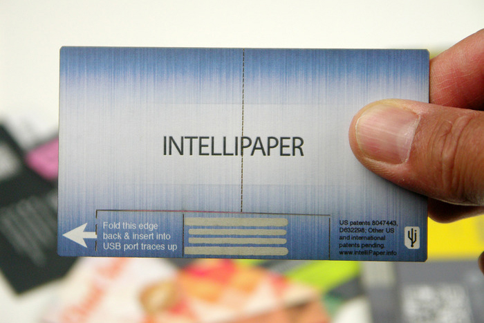 Image of Meet swivelCard: the Smart Business Card