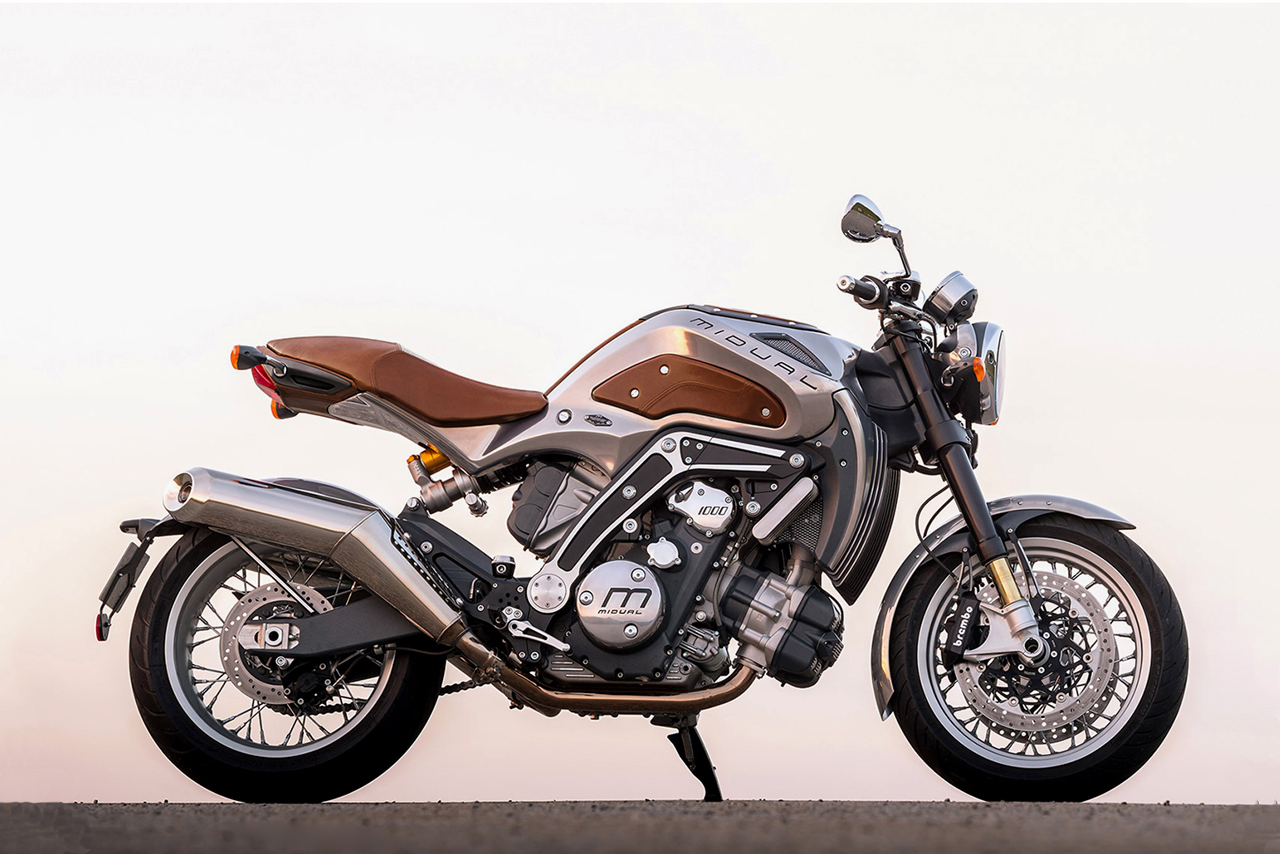 Image of The $185,000 USD Midual Type 1 Motorcycle