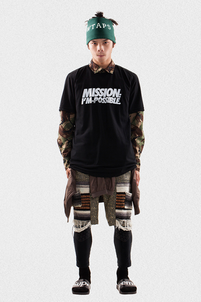 Image of Mission I'mPOSSIBLE 2014 Spring Collection