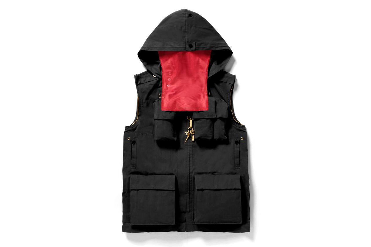 Image of AMBUSH® MONTAGE 2014 Fall/Winter Army Jacket