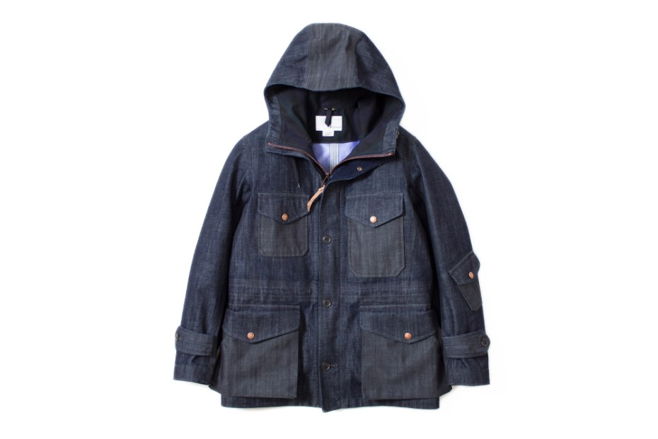 Image of nanamica 2014 Fall/Winter Denim GORE-TEX Outerwear