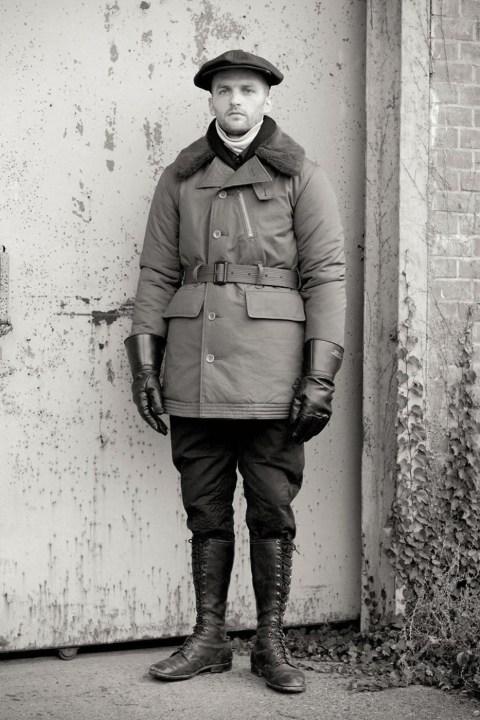 Image of NEIGHBORHOOD 2014 Fall/Winter Lookbook