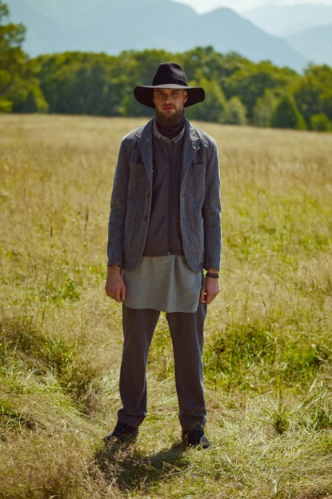 """Image of NEPENTHES 2014 Fall/Winter """"MERKMAL"""" Editorial"""