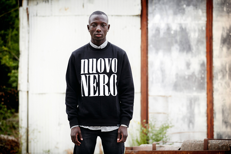Image of New Black 2014 Fall/Winter Lookbook