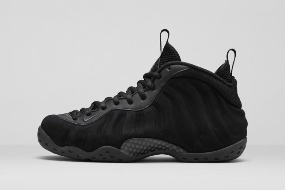 "Image of Nike Air Foamposite One ""Triple Black"""
