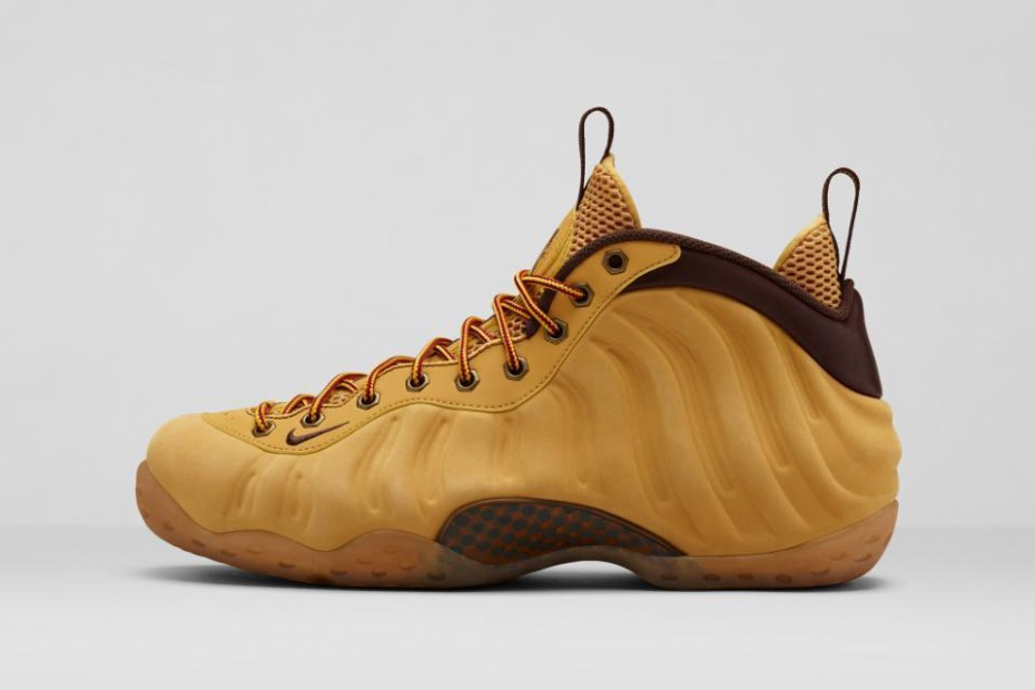 """Image of Nike Air Foamposite One """"Wheat"""""""