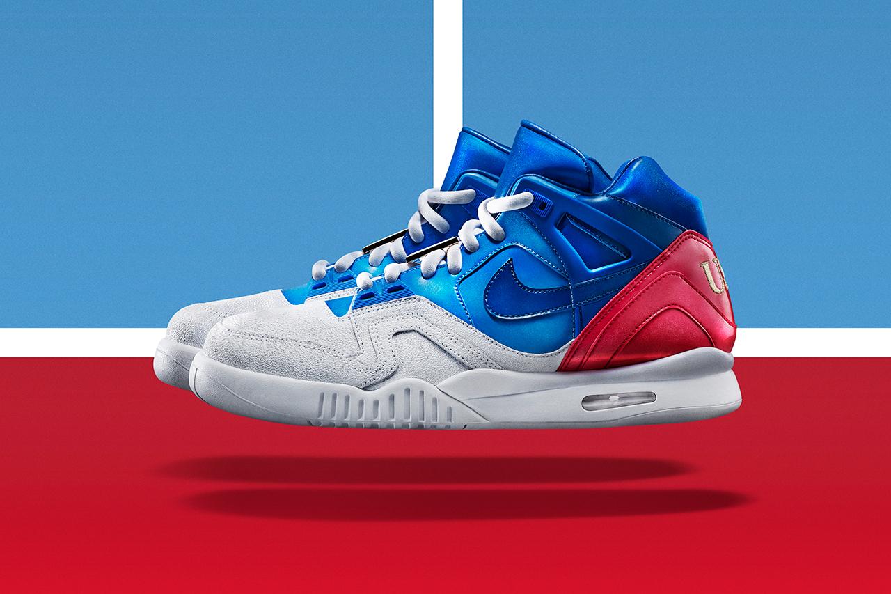 """Image of Nike Air Tech Challenge II """"U.S. Open"""""""