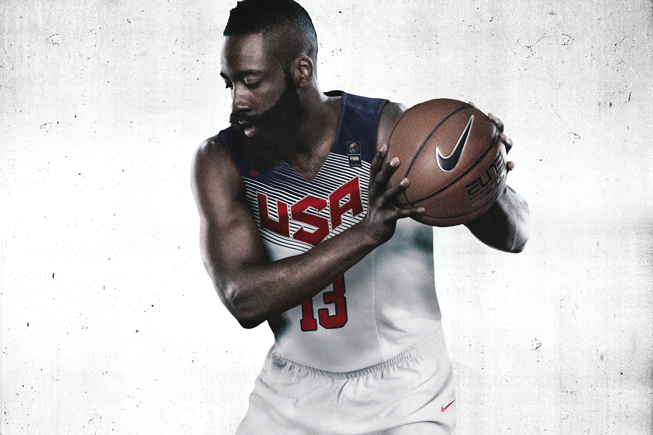 Image of Nike Basketball Unveils the Brand New Team USA Uniform