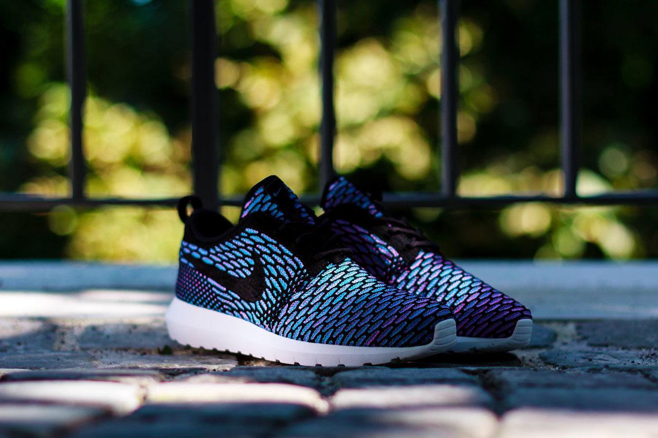 Nike flyknit roshe run quot neo turquoise quot hypebeast