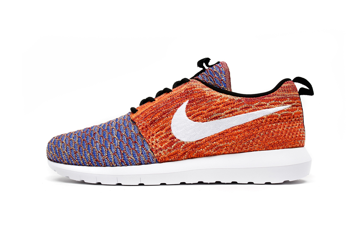 "Image of Nike Flyknit Roshe Run NM ""Sunset"" Pack"