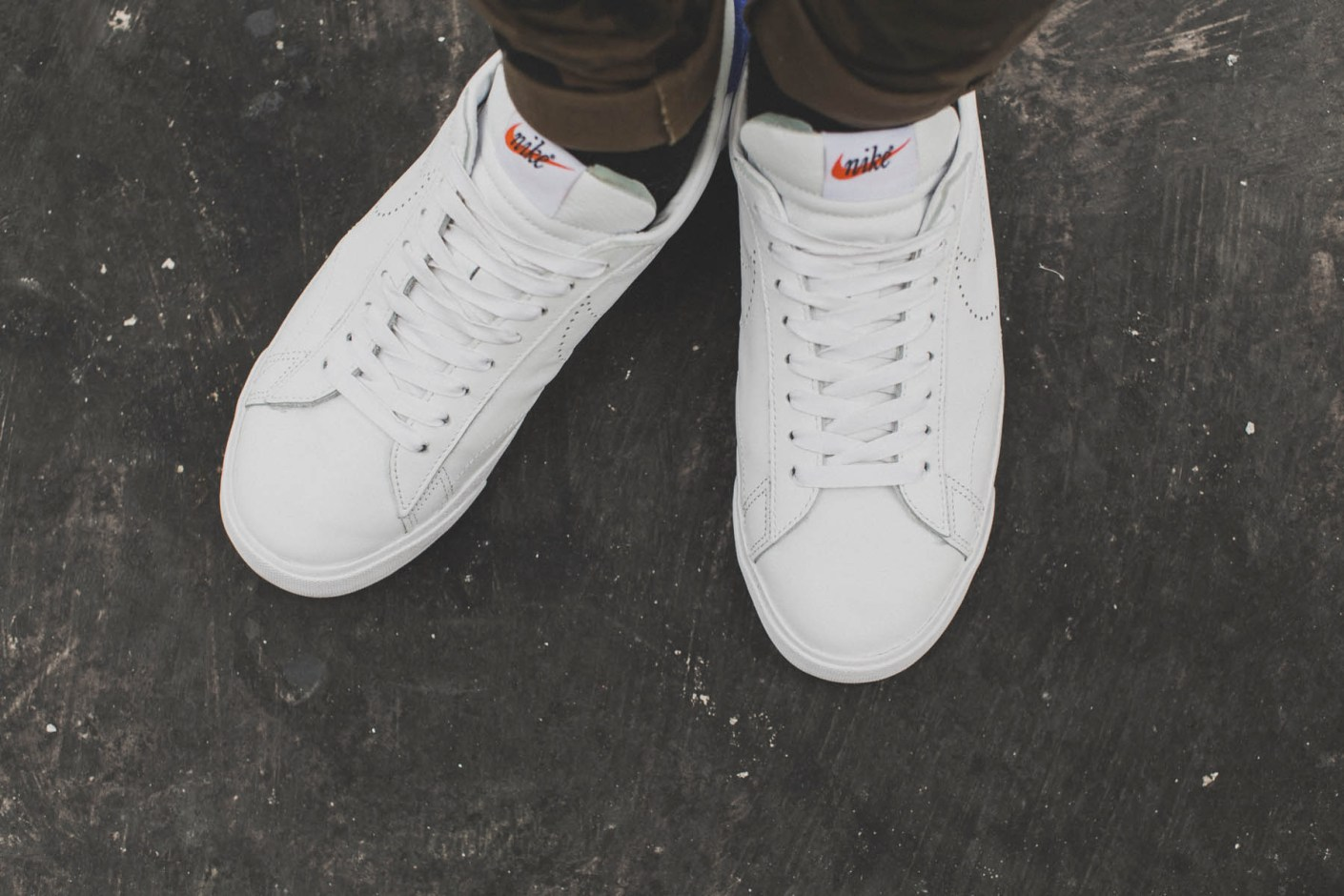 Image of A Closer Look at the fragment design x Nike Tennis Classic SP