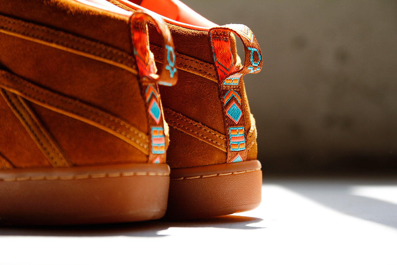 Image of The Nike KD 7 Lifestyle Looks to Strong Native American Influences