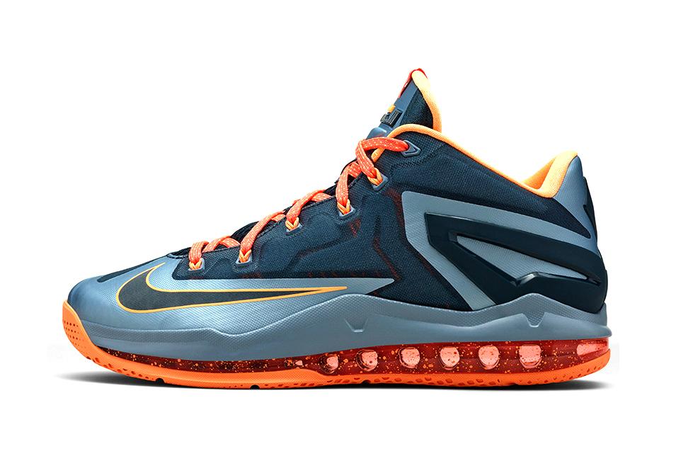 "Image of Nike LeBron 11 Max Low ""Magnet Grey"""