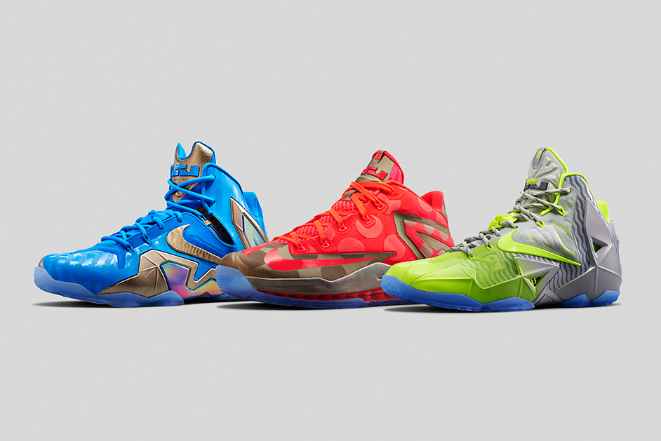 Image of Nike Maison LeBron Collection