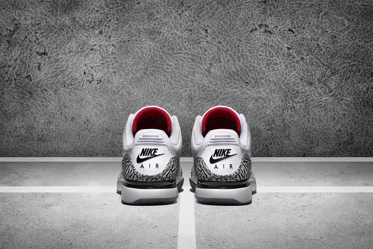 Image of Nike Unveils the NikeCourt Zoom Vapor AJ3 by Jordan