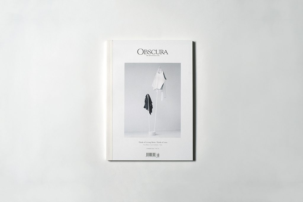 Image of Obscura Magazine 2014 Summer Issue 16