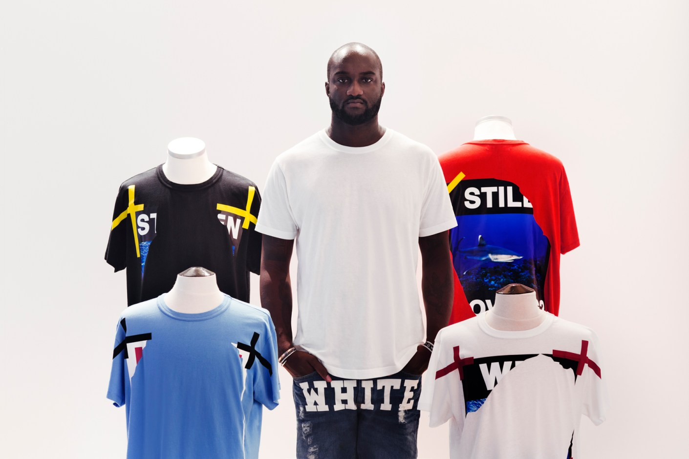 Image of OFF-WHITE c/o VIRGIL ABLOH Exhibit @ CIFF