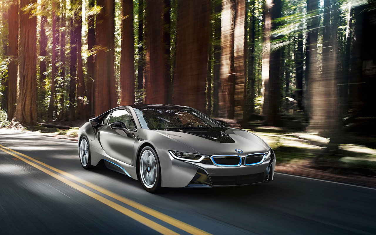 Image of BMW i8 Concours d'Elegance Special Edition to be Auctioned Off