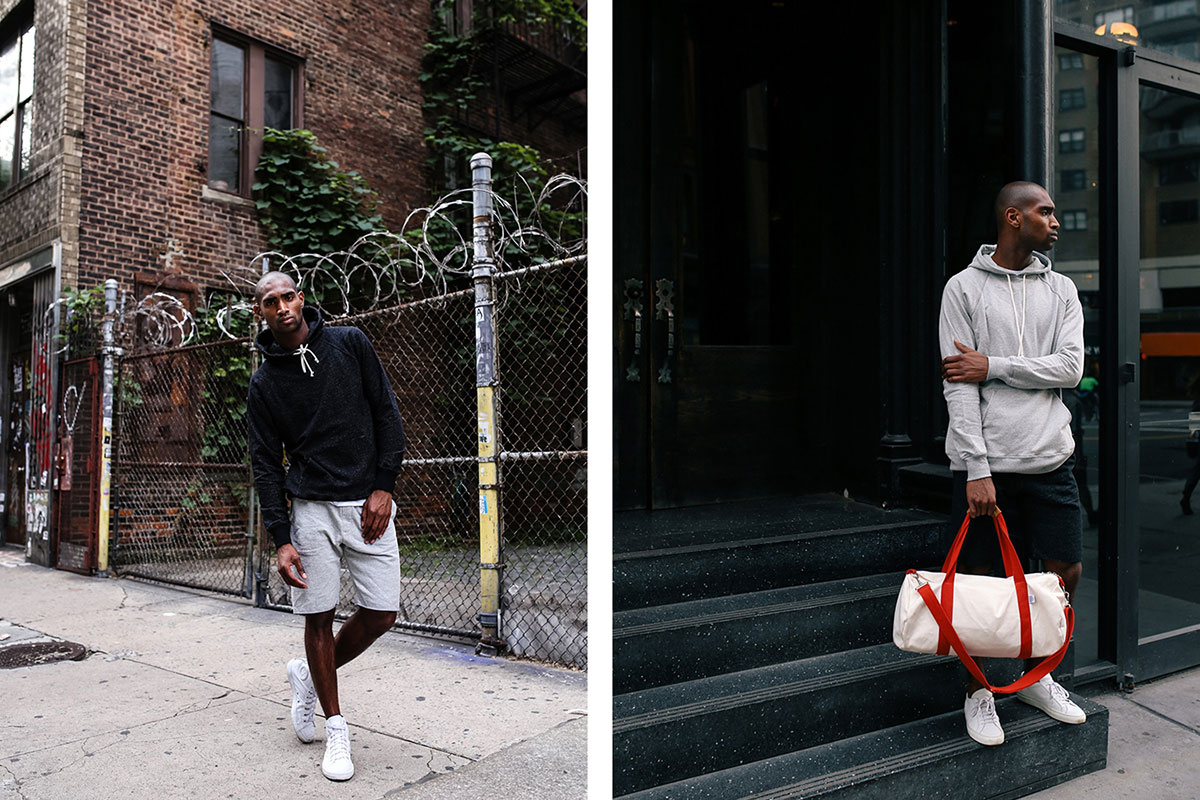 "Image of ONLY NY ""Authentic French Terry"" Capsule Collection"