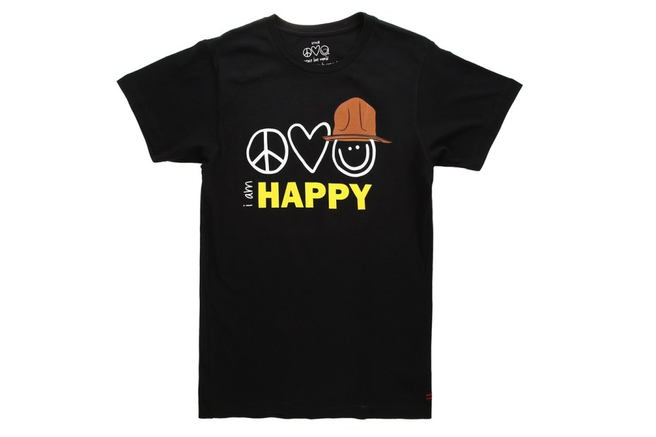Image of Peace Love World x Pharrell Williams Capsule Collection