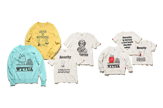 Image of Peanuts x WTAPS Collection