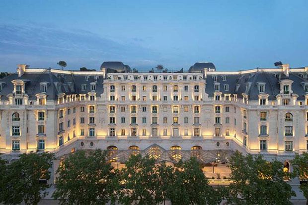Image of Inside the Peninsula Paris by Peninsula Hotels