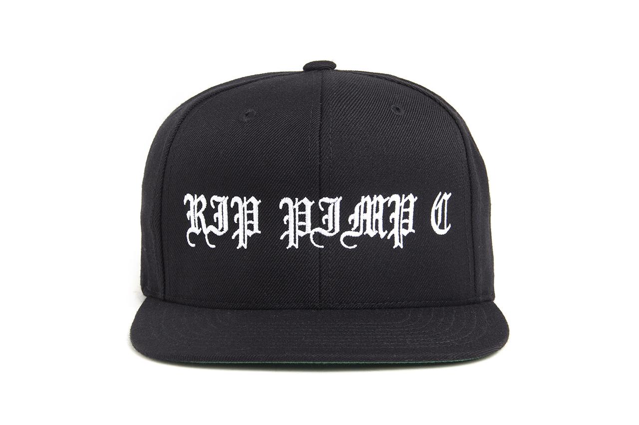 Image of Pimp C x Black Scale 2014 Collection