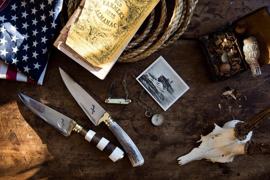 Image of Poliga&Co Handcrafted Knives
