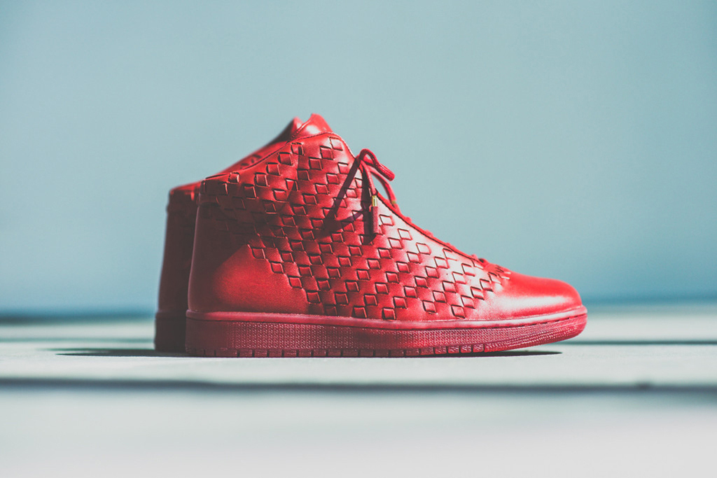 Image of POLLS: Are All-Red Shoes Starting to Get Played Out?
