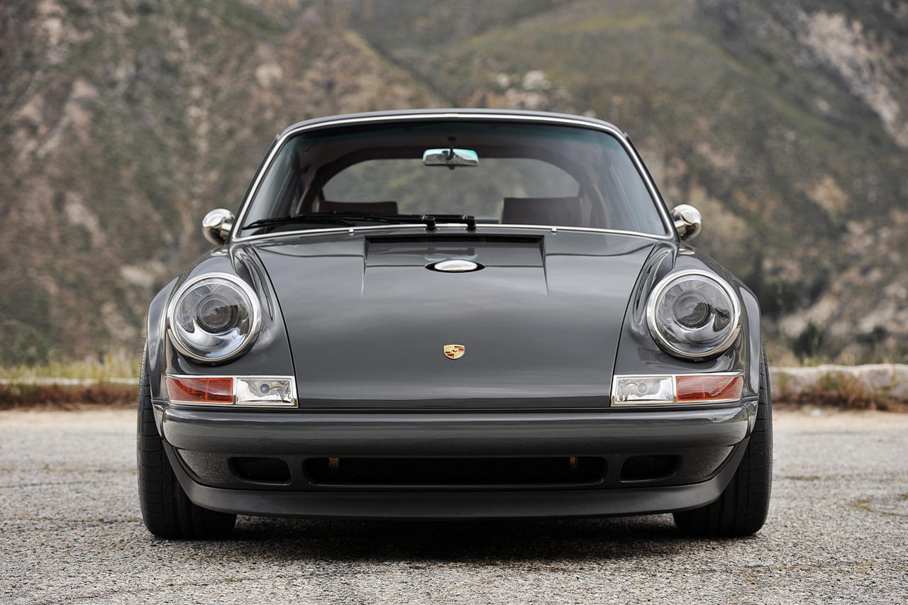 "Image of Porsche 911 ""Indonesia"" By Singer Design"
