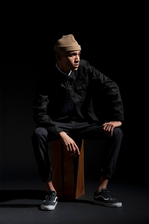 "Image of Publish 2014 Fall ""To Coexist"" Lookbook"