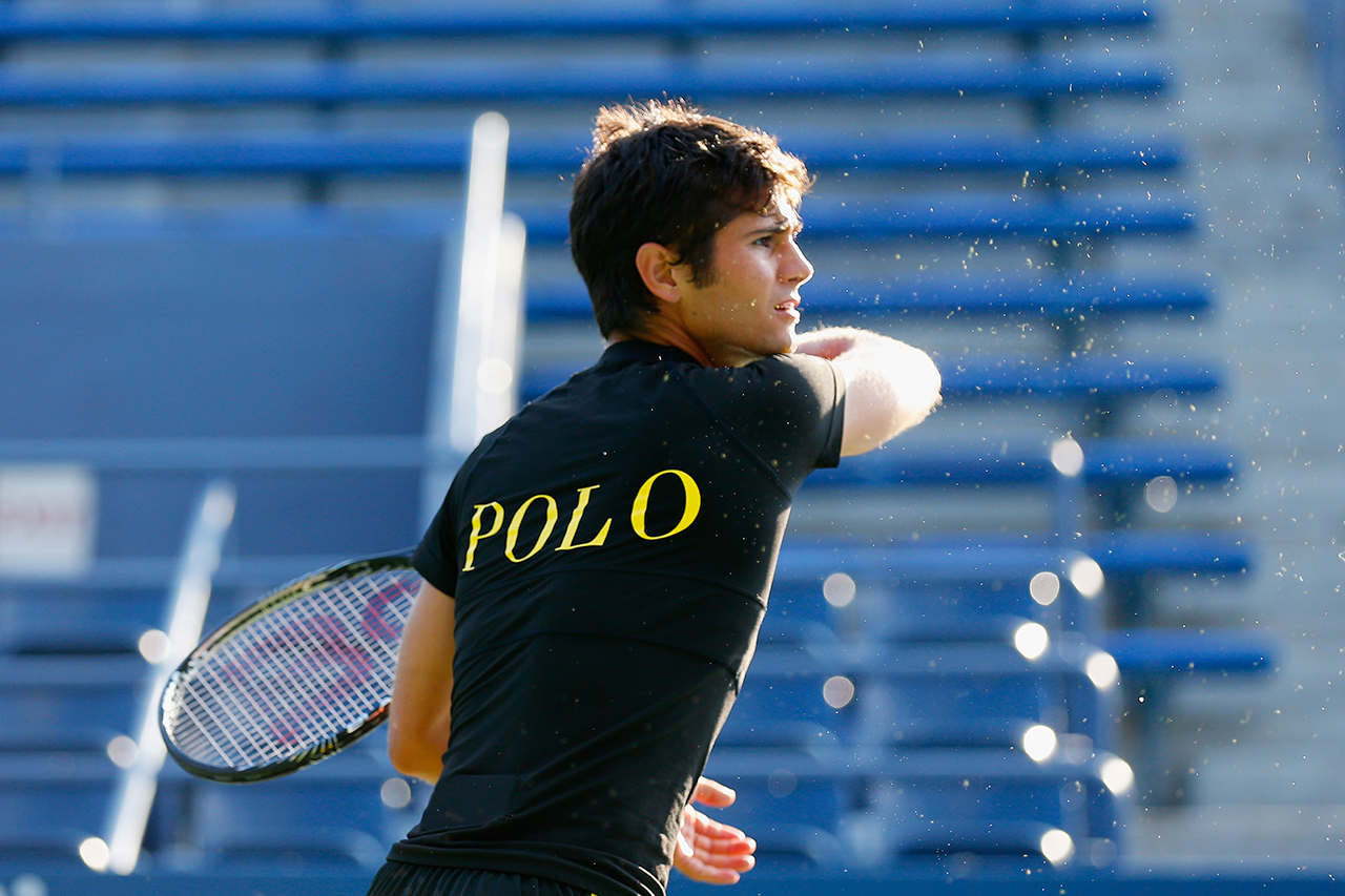 Image of Ralph Lauren Unveils the U.S. Open Smart Apparel Collection
