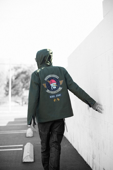 Image of REBEL8 2014 Fall Delivery 1 Lookbook