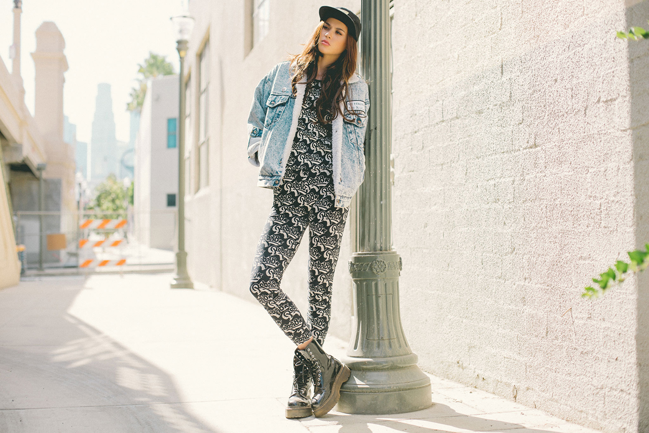 Image of REBEL8 2014 Fall Women's Lookbook