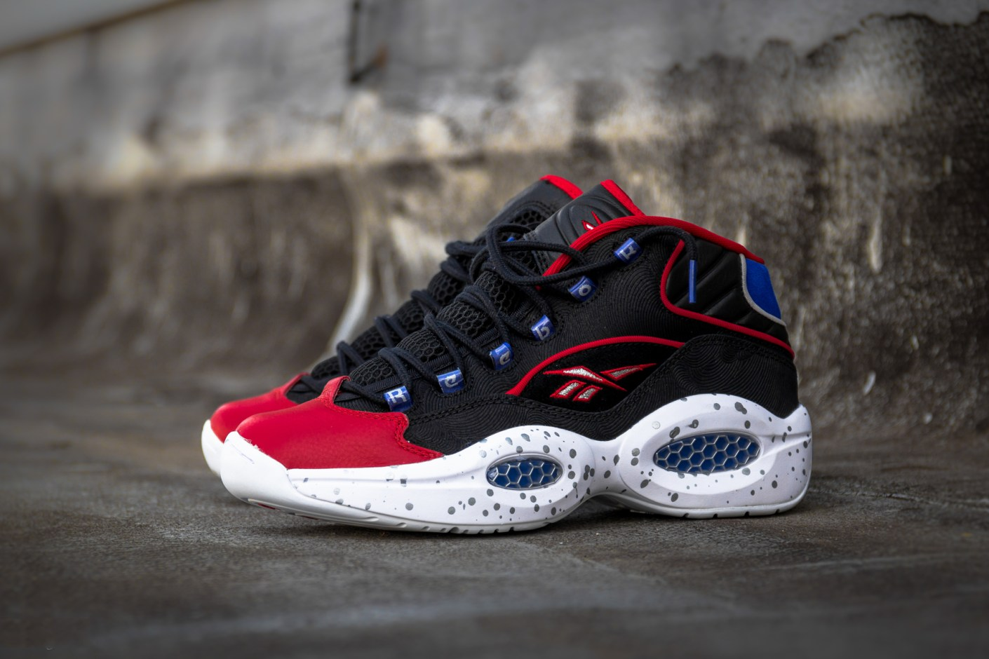 "Image of Reebok Question Mid ""First Ballot"""