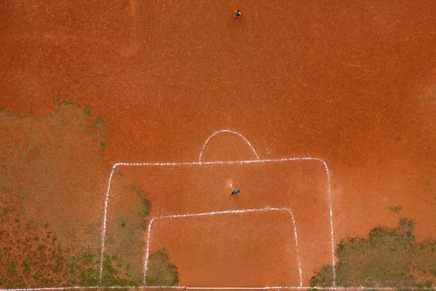 Image of Renato Stockler Captures Brazil's Soccer Spirit