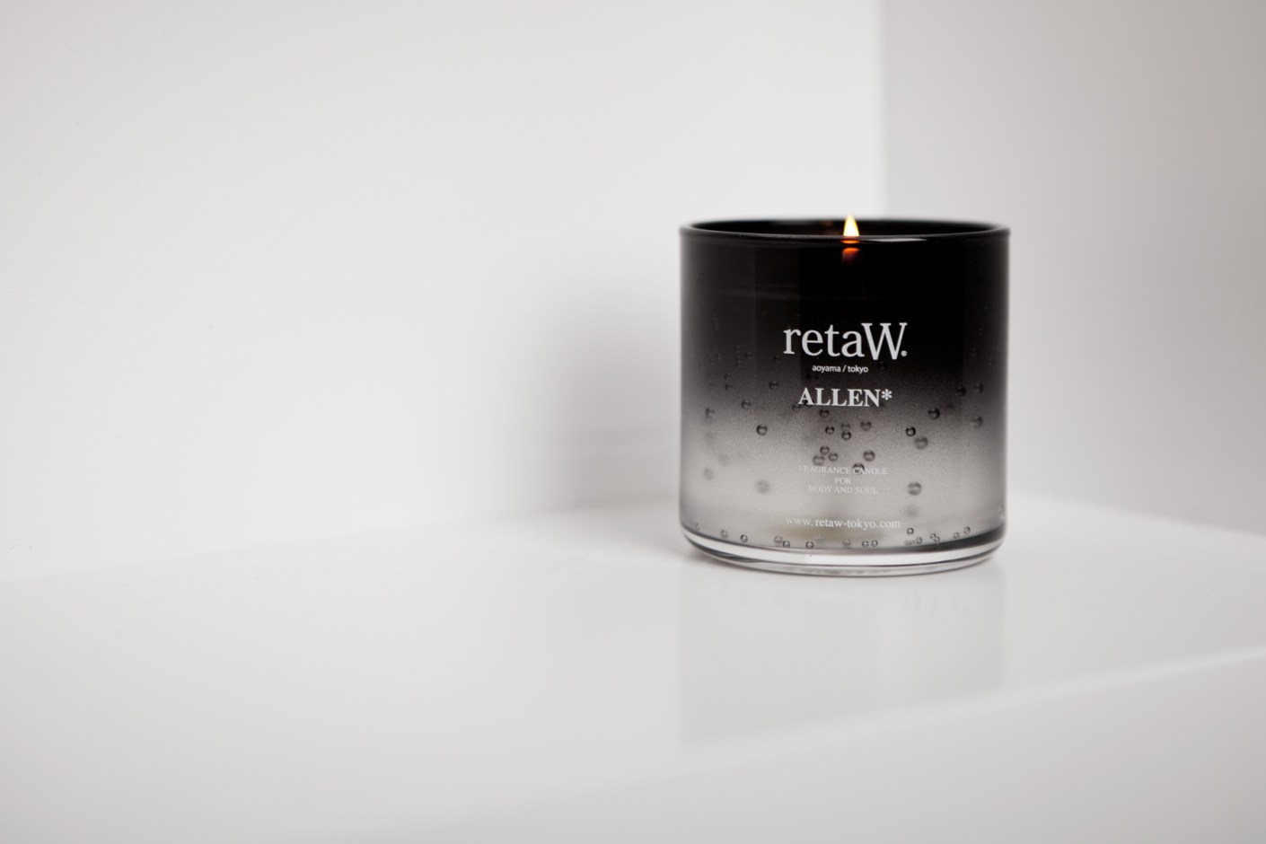 Image of retaW Fragrance Gel Candles Collection