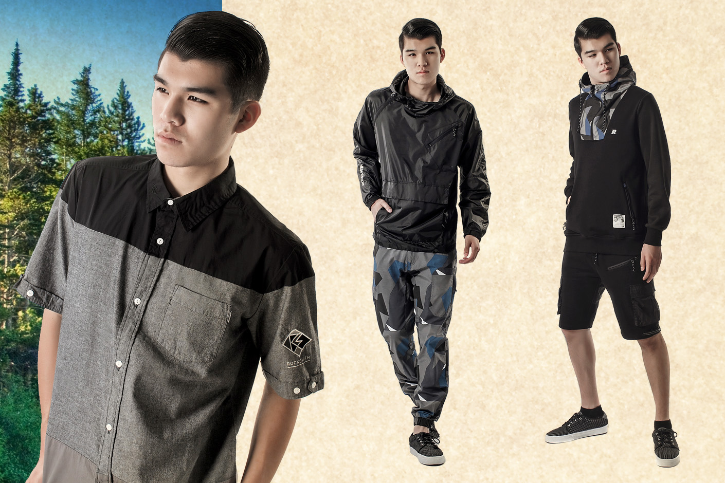 Image of Rocksmith Brings the Mountains to the City with its 1st Fall 2014 Delivery