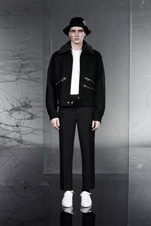 Image of Sandro Homme 2014 Fall/Winter Lookbook
