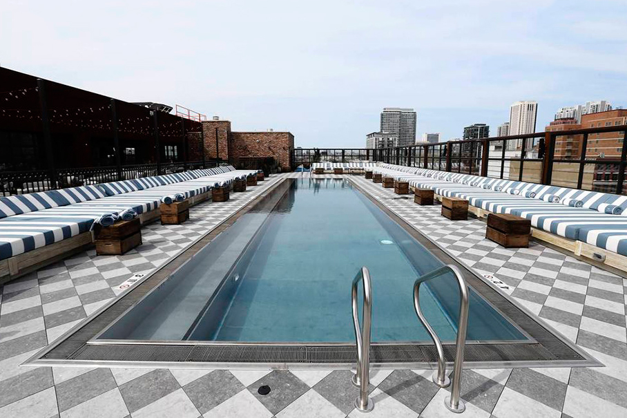 Image of Soho House Opens in Chicago