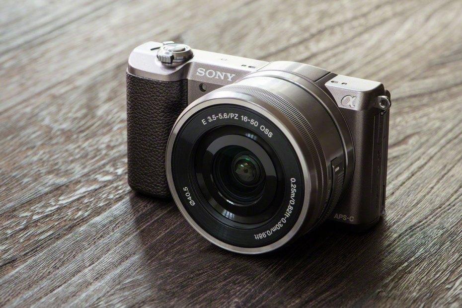 Image of Sony A5100 Camera