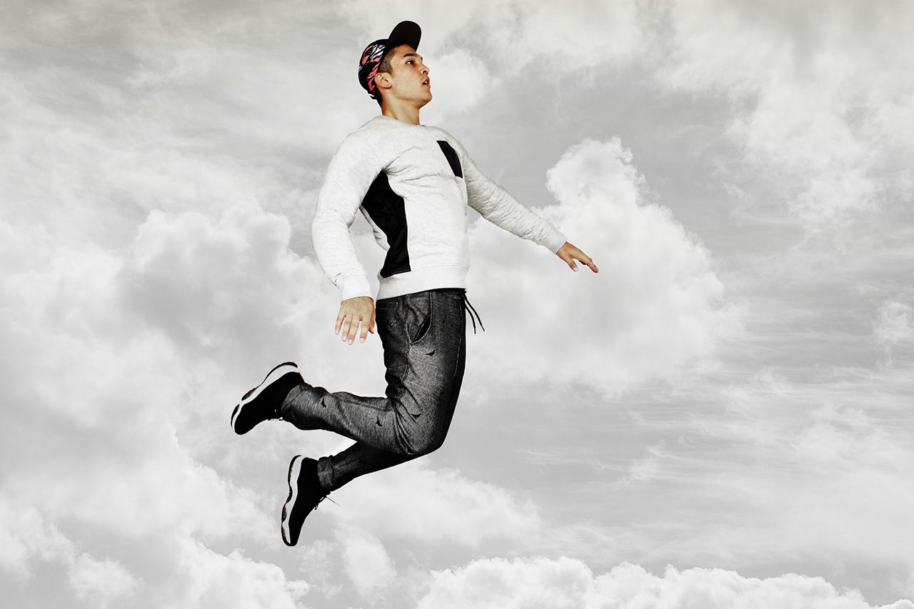 "Image of Staple 2014 Fall ""Flight Theory"" Lookbook"