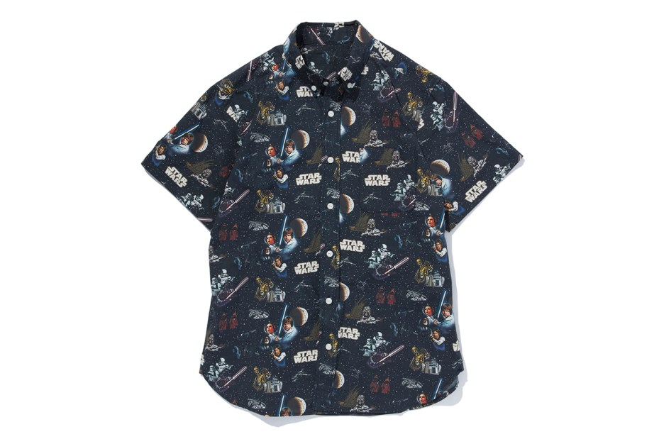 Image of Star Wars x XLARGE 2014 Fall Collection
